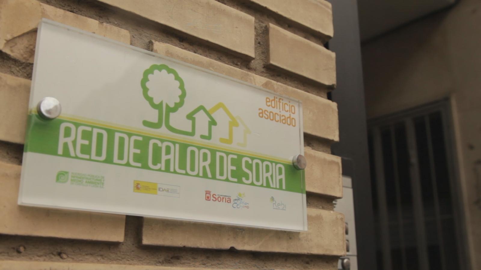La Red de Calor de Soria continúa su funcionamiento normal durante el Estado de Alarma