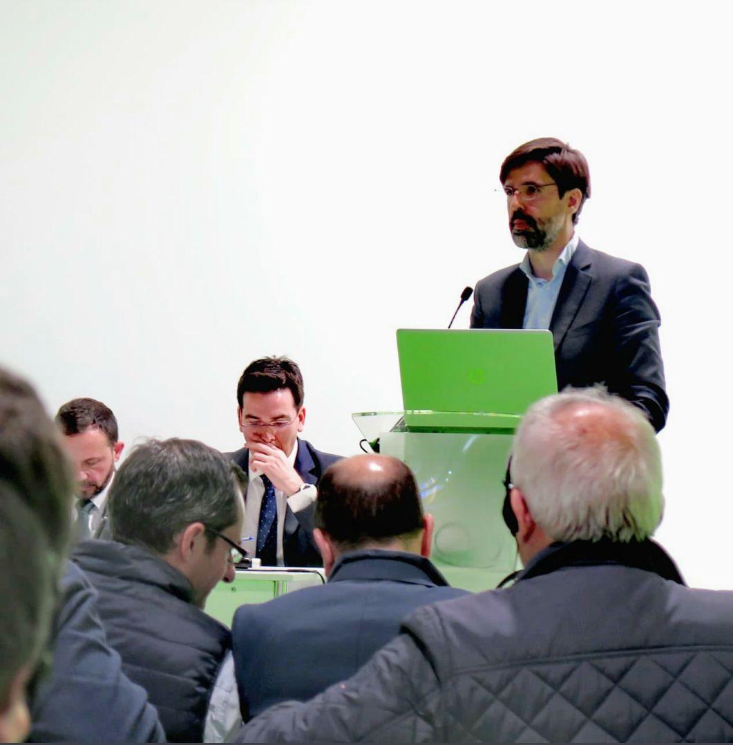 El proyecto de hibridación entre la Red de Calor con Biomasa de Aranda y la central de cogeneración de EnergyWorks, protagonista en la Feria GENERA 2020