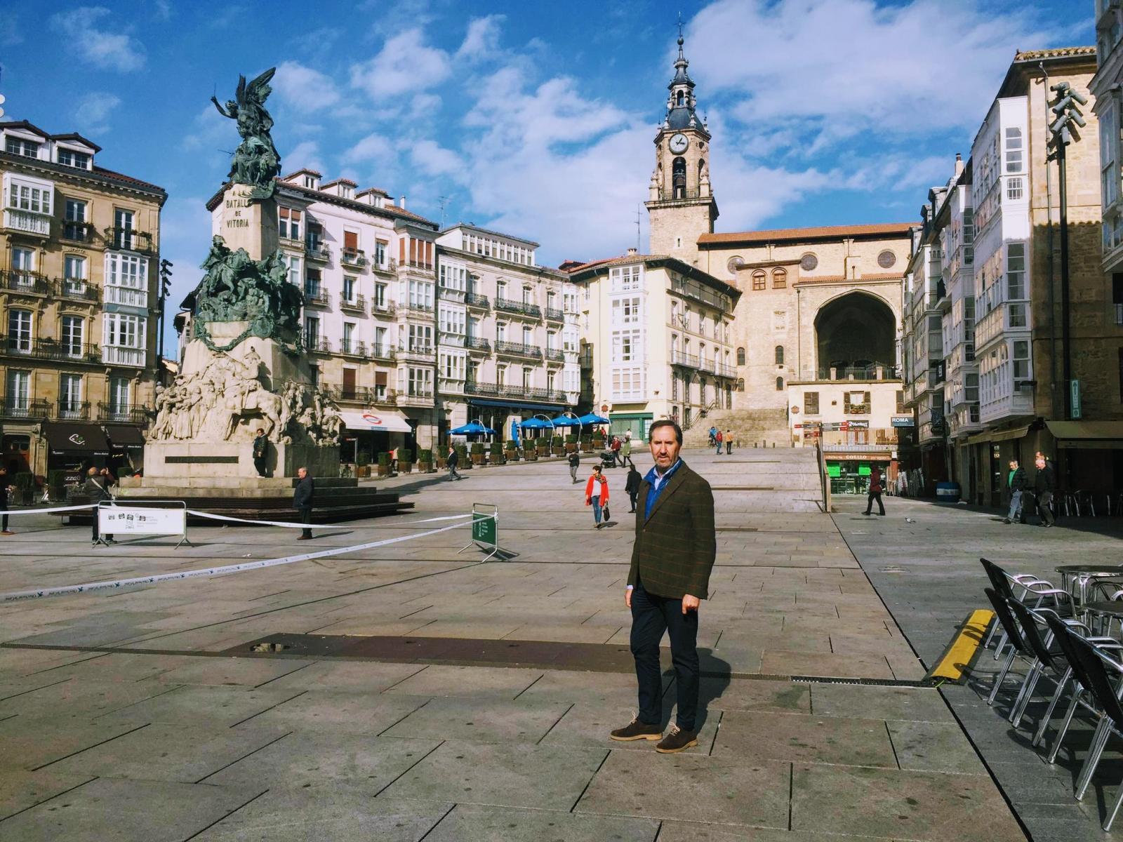 Rebi avanza en la puesta en marcha de la Red de Calor con Biomasa de Vitoria-Gasteiz