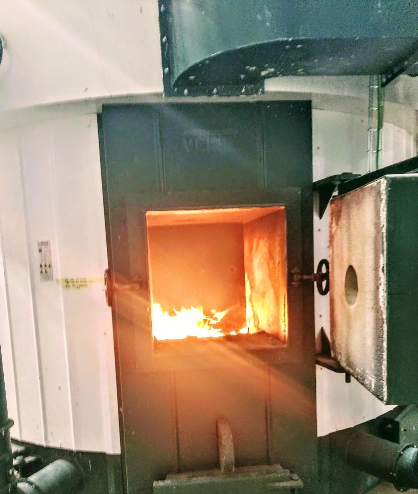 La Red de Calor con Biomasa de Guadalajara arranca con éxito sus pruebas de funcionamiento