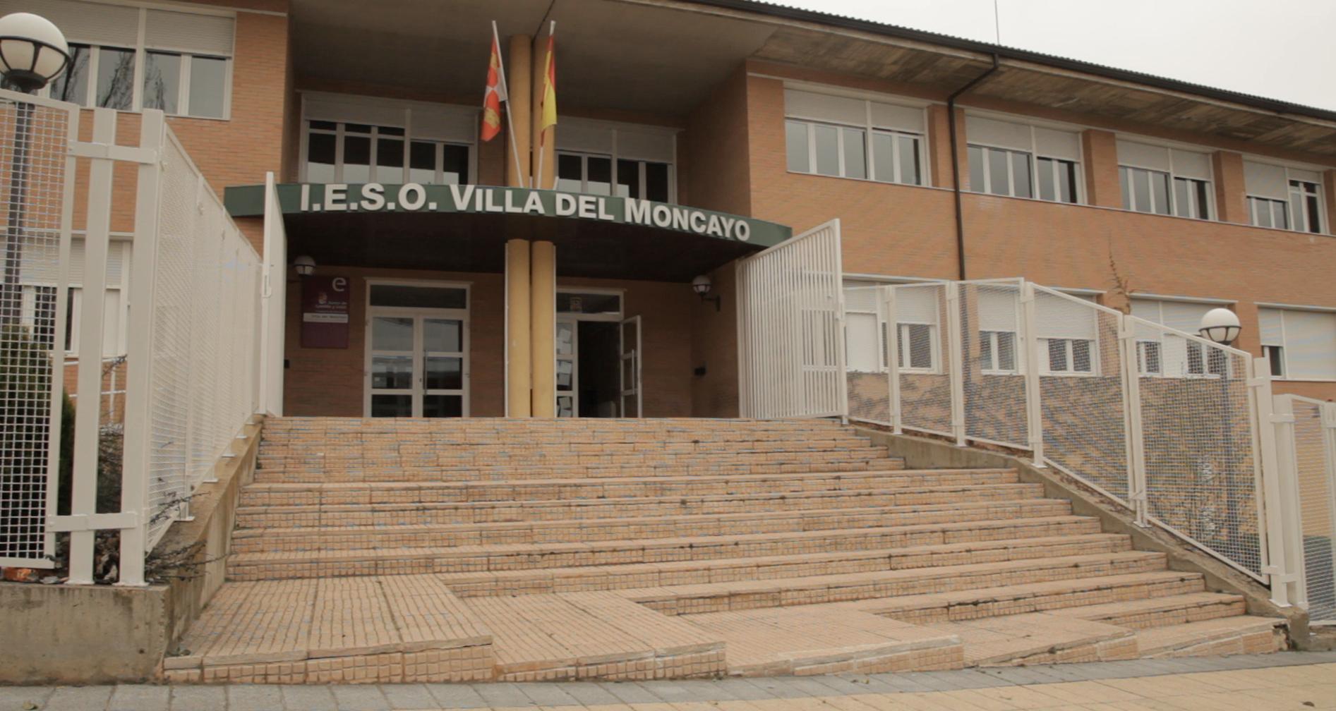El IES Villa del Moncayo de Ólvega se adhiere a la Red de Calor con Biomasa del municipio de Ólvega
