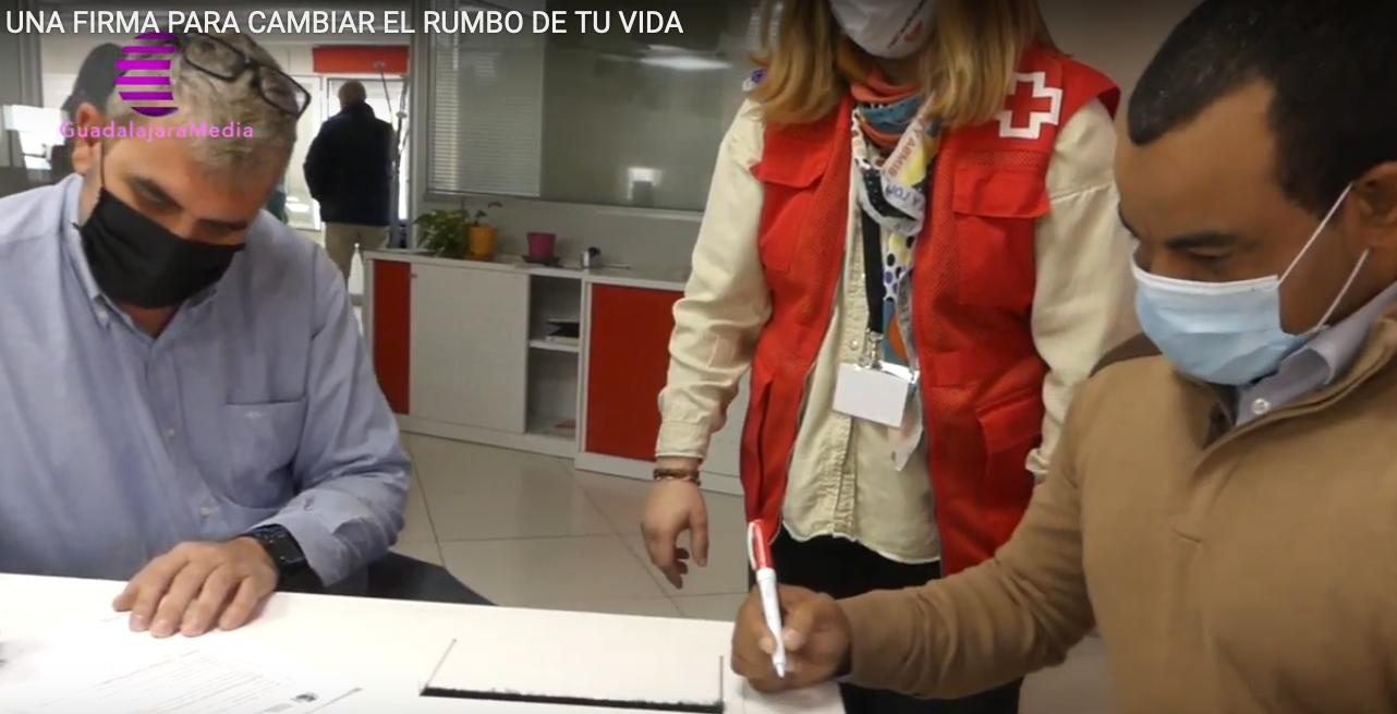 Red de Calor de Guadalajara participa en el programa Reto Social Empresarial del ayuntamiento y Cruz Roja