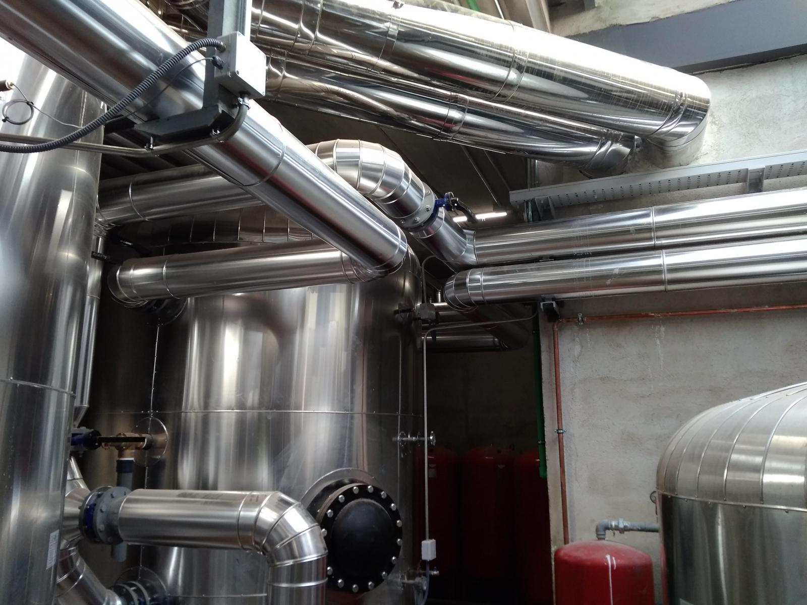 La Red de Calor con Biomasa de la Consejería de Presidencia en Valladolid suma nueve meses de funcionamiento con éxito