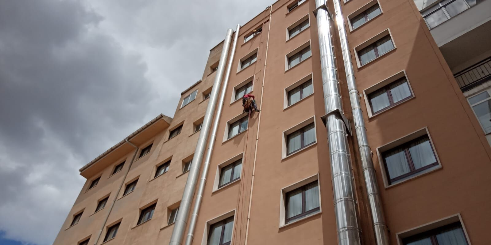 Conexión Hotel Alfonso VIII de Soria