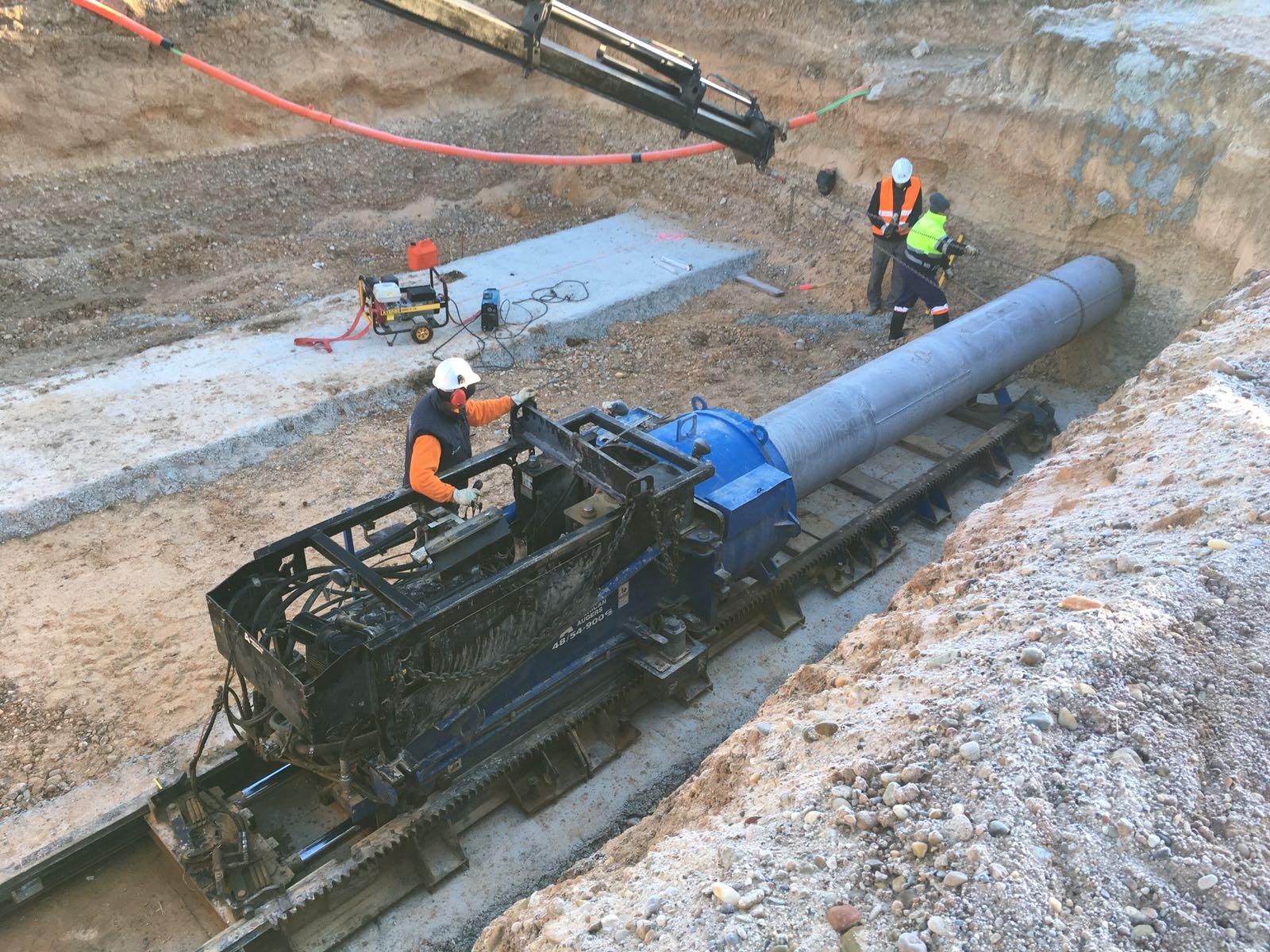 Pistoletazo de salida para comenzar la construcción de la planta térmica con biomasa de Aranda
