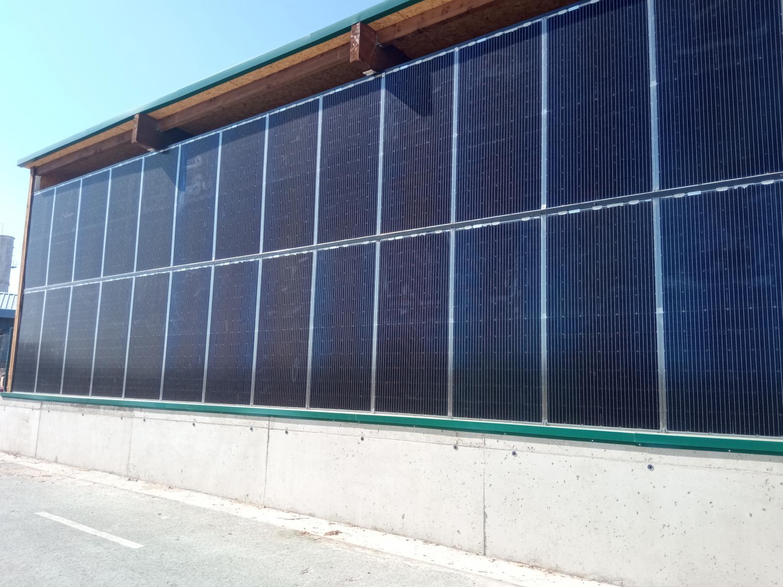 Rebi ultima la obra de sus instalaciones en LOSAN para recuperar la energía excedentaria de su planta de cogeneración