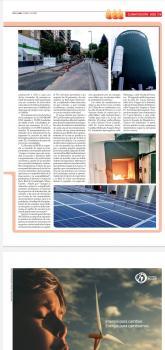 Arranca el abastecimiento de la Red de Calor en Nueva Alcarria