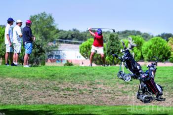 Torneo de Golf en Nueva Alcarria-1
