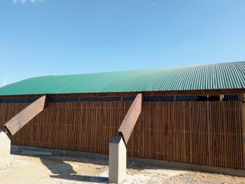 Instalación de REBI en LOSAN