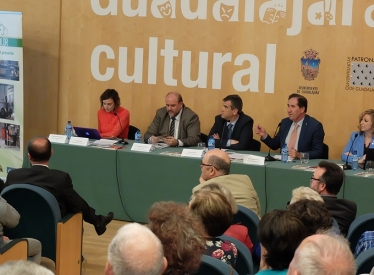 REBI SLU: La Red de Calor con Biomasa se presenta a la sociedad guadalajareña en público en la capital