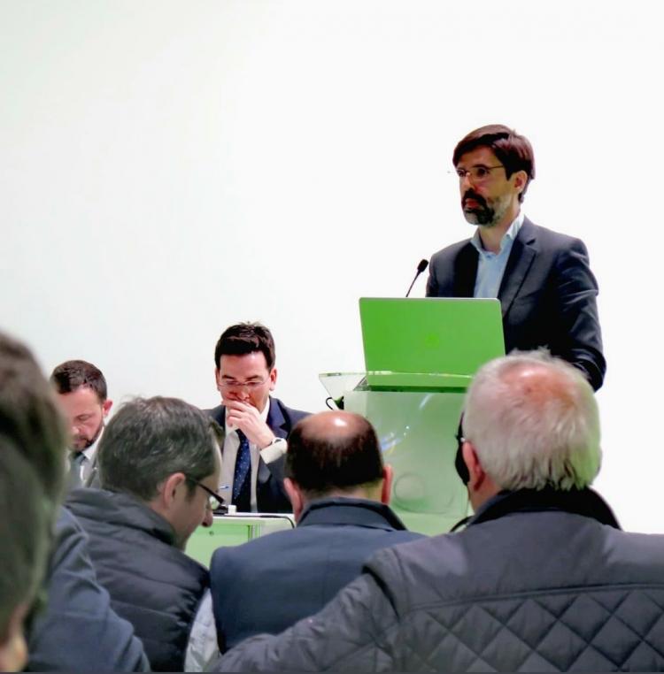 REBI SLU:  El proyecto de hibridación entre la Red de Calor con Biomasa de Aranda y la central de cogeneración de EnergyWorks, protagonista en la Feria GENERA 2020