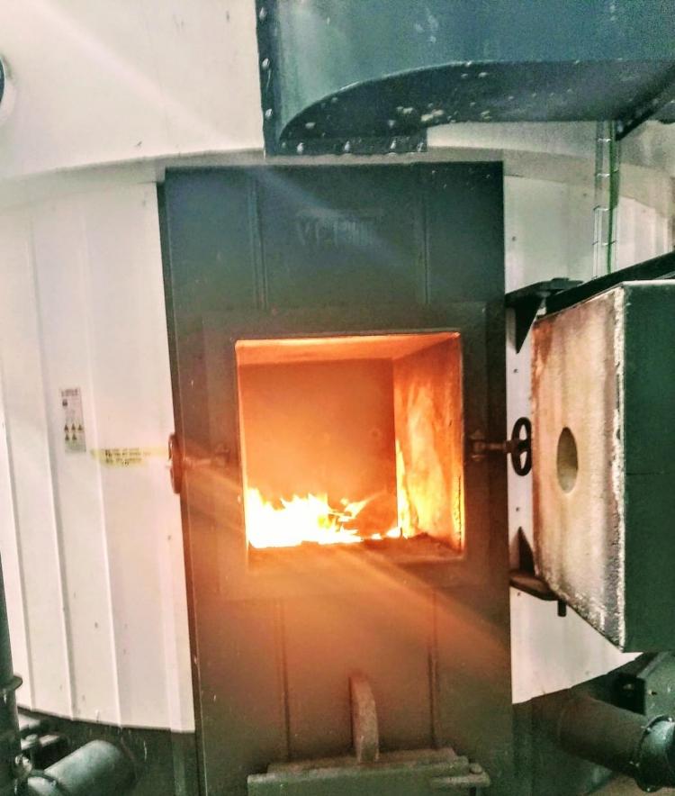 REBI SLU: La Red de Calor con Biomasa de Guadalajara arranca con éxito sus pruebas de funcionamiento