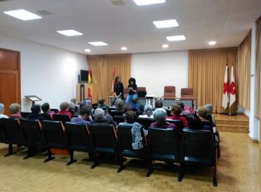 REBI SLU: La Red de Calor de Soria con biomasa es la gran protagonista de las charlas informativas de Cruz Roja