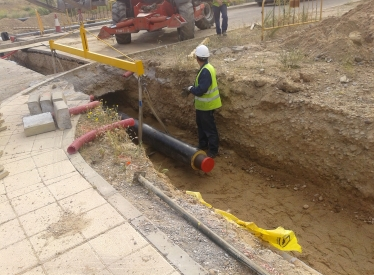 REBI SLU: El ayuntamiento de Valladolid concede la licencia de construcción de la Red de la UVa