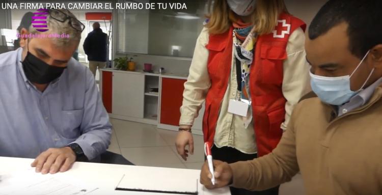 REBI SLU: Red de Calor de Guadalajara participa en el programa Reto Social Empresarial del ayuntamiento y Cruz Roja