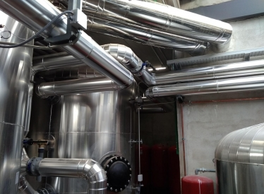 REBI SLU: La Red de Calor con Biomasa de la Consejería de Presidencia en Valladolid suma nueve meses de funcionamiento con éxito
