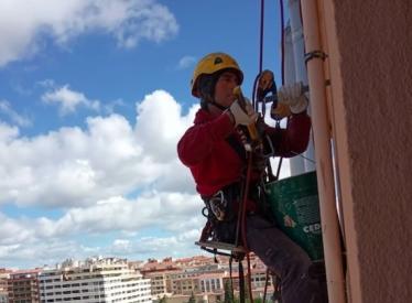REBI SLU: El Hotel Alfonso VIII se conecta a la Red de Calor de Soria en el marco de su estrategia de eficiencia energética