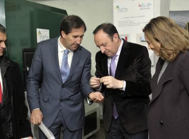 REBI SLU: La Rioja estrena la primera instalación de biomasa