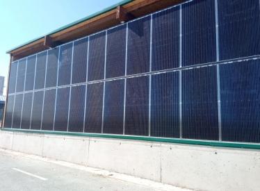 REBI SLU: Rebi ultima la obra de sus instalaciones en LOSAN para recuperar la energía excedentaria de su planta de cogeneración