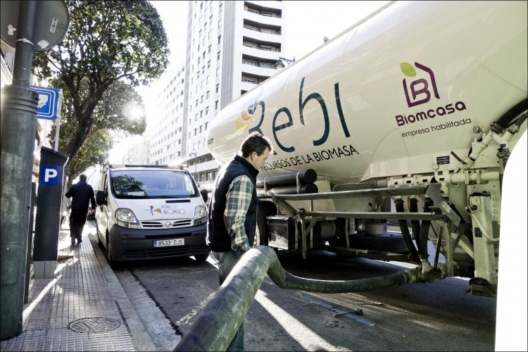 REBI SLU: Noticia sobre Rebi en el diario 'Empresarios'