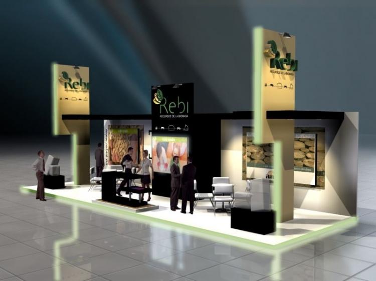 REBI SLU: REBI participa en la VIII Feria Expobioenergía 2013 con una visita profesional a la Red de Calor de Ólvega