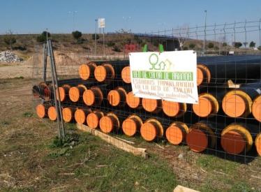 REBI SLU: La Red de Calor de Aranda y la planta de cogeneración de Michelin llegan a un acuerdo de colaboración