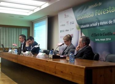 REBI SLU: Antonio Silván encumbra la Red de Calor de Soria de Rebi como ejemplo de desarrollo del sector de la biomasa en Castilla y León